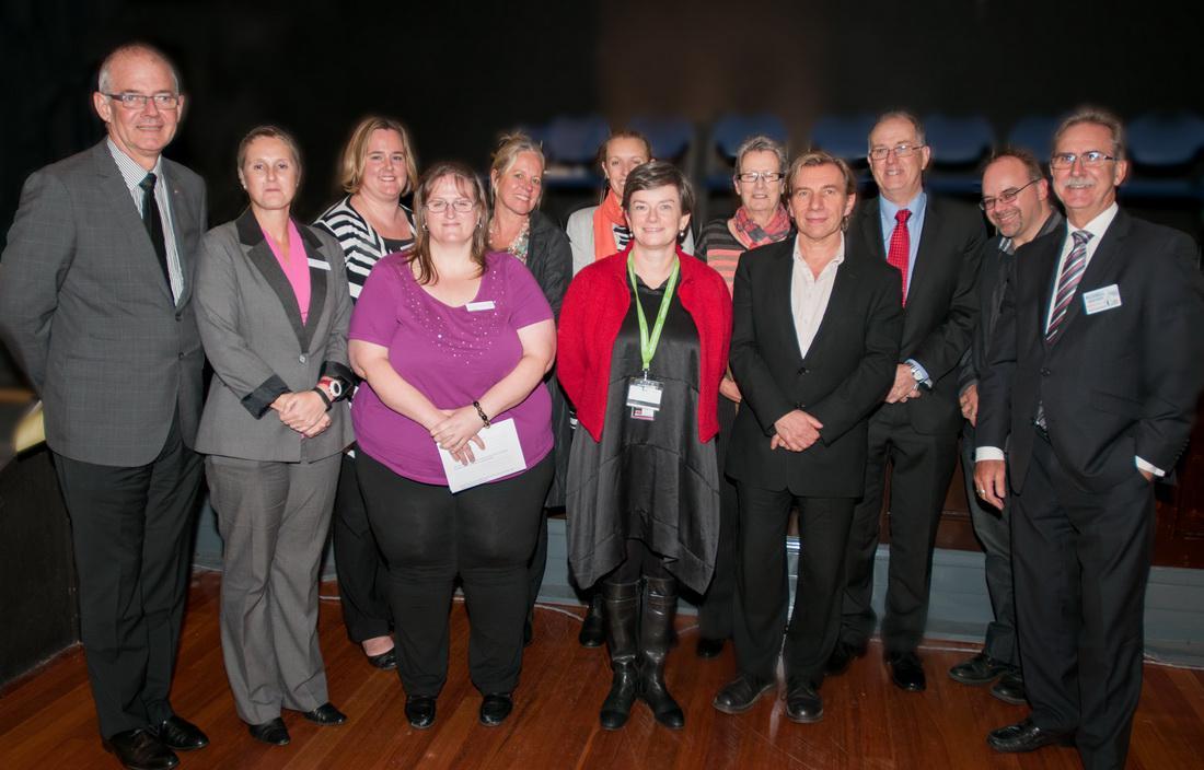 Mental Health Forum Panellists